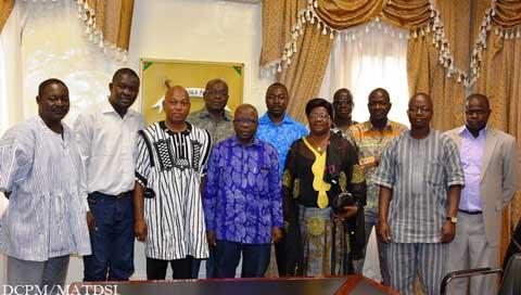 Le Conseil régional du Centre sollicite les conseils de Simon Compaoré