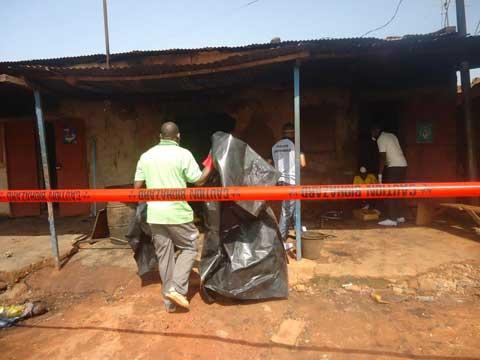 Incendie au quartier Diarradougou de Bobo- Dioulasso: Trois victimes calcinées et trois blessés