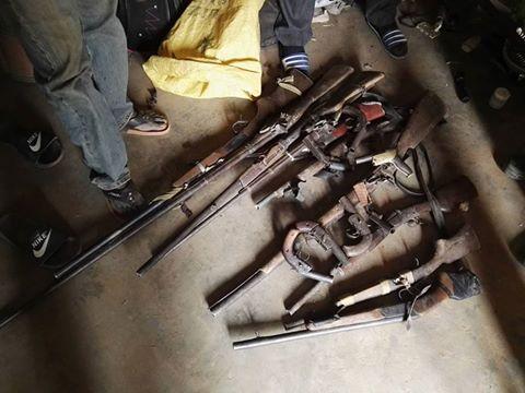 Contrôle et transfert des armes: Une priorité pour le renforcement de la sécurité au Burkina Faso