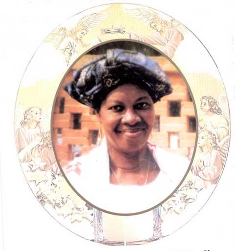 In memoria: SAGNON née LALEYE Lydia