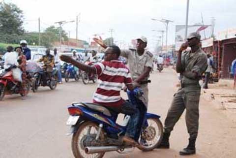 Incivisme en circulation à Ouagadougou: Dommage que nous ayons contraint les autorités à bander du muscle
