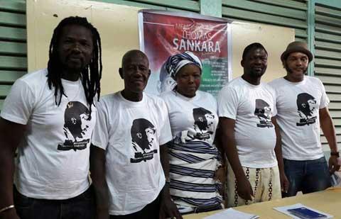 Promotion de l'idéal sankariste: Bientôt un  mémorial en faveur du ''Père de la révolution'' burkinabè