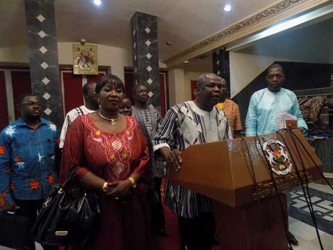 Université Ouaga II: Pas de date exacte d'ouverture, selon son président Stanislas Ouaro