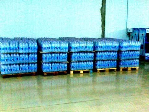 Unités de production des eaux de boisson préemballées (1/11): Il faut maintenant secouer le baobab