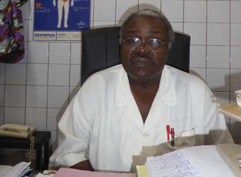 L'hépatite: Une tueuse silencieuse selon le Pr Alain Bougouma
