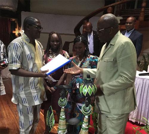 Les Burkinabè du Kenya invitent Roch Kaboré à s'inspirer des bonnes pratiques du Kenya
