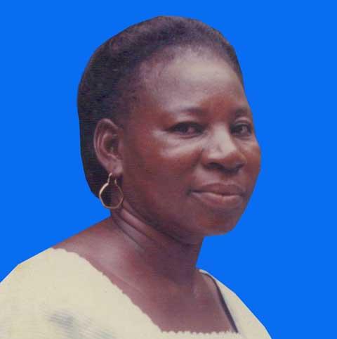 Décès de Madame SANKARA née OUEDRAOGO Antoinette: Remerciement et faire-part