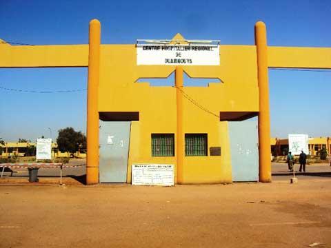 CHR de Ouahigouya: La section régionale du SYNTSHA pour de meilleures conditions de vie et de travail