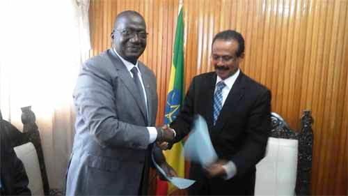 Décès de l'ambassadeur Amidou Touré: «C'était un de nos meilleurs cadres», selon le ministre des affaires étrangères