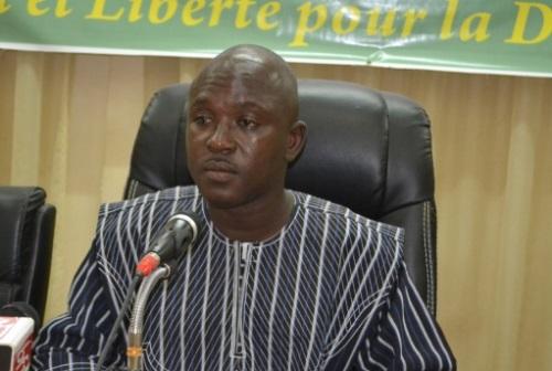 «Au Burkina, de la Transition à ce jour, on a tout vu», déclare le coordonnateur national du CED, Pascal Zaïda