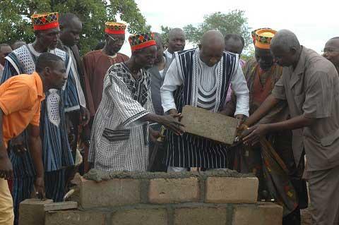 Université Ouaga II: Les travaux reprennent après deux ans d'arrêt