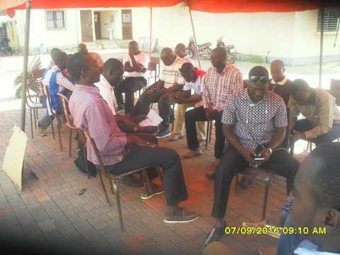 Médias publics: Des agents de Bobo exigent l'amélioration des conditions de vie et de travail