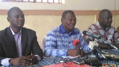 Situation nationale:  Achille Tapsoba (CDP) dénonce un amateurisme et le cafouillage au sommet
