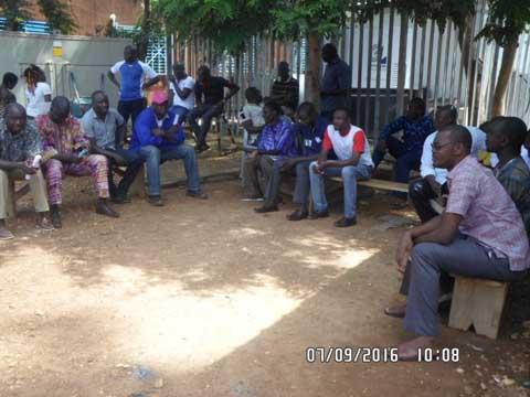 Grève du SYNATIC à Gaoua: Silence radio pendant 24h