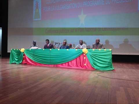 Plan National du Développement Économique et Social (PNDES): Le Premier Ministre Paul Kaba Thiéba rassure la population des Hauts-Bassins