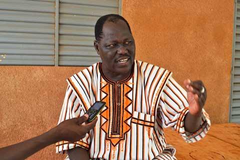 «La relève oui, la jeunesse oui. Mais, nous voulons une jeunesse capable», Dr Pargui Emile Paré, Secrétaire à la formation politique et civique du MPP