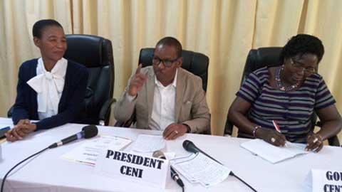 Organisation des élections au Burkina Faso: Le PNUD accompagne la CENI pour la formation de ses commissaires.