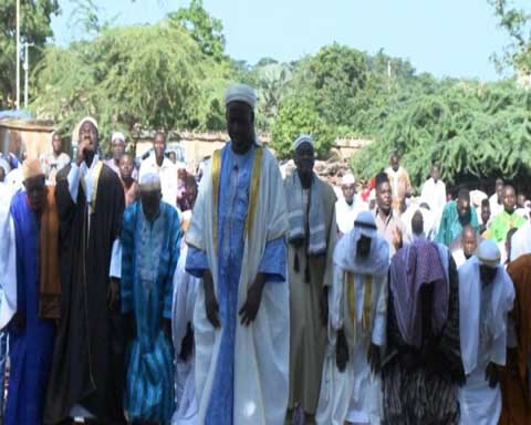 Célébration de la Tabaski à Gaoua: Les fidèles musulmans ont prié pour la cohésion sociale