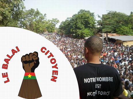Crise à la CAMEG: Le Balai citoyen invite le gouvernement à agir