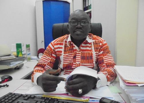 Crise à la CAMEG: «On a eu très peur de perdre nos emplois», Ali Zongo, délégué du personnel