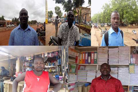 Traitement des dossiers du coup d'Etat manqué un an après: Ce qu'en pensent certains Ouagalais