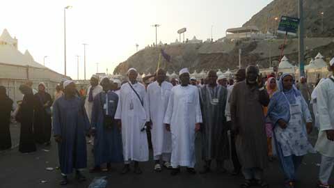 Hadj 2016: Les pèlerins burkinabè bouclent les rites obligatoires sans grande difficulté
