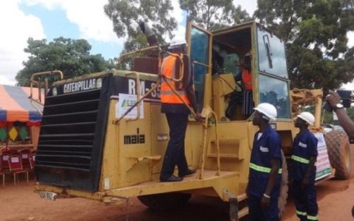 Travaux de réfection de la branche Sud-est du Boulevard des Tansoba: L'entreprise COGEB a deux mois pour s'exécuter