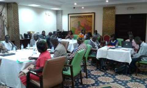 Gestion des catastrophes: Le Secrétariat permanant du Conseil national de secours d'urgence et de réhabilitation (SP/CONASUR) a formé ses agents