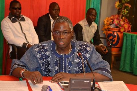 Rentrée administrative 2016-2017: Le message du ministre de l'Education nationale et de l'alphabétisation au personnel administratif