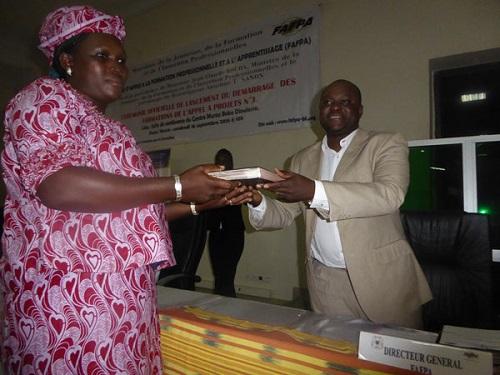 Bobo-Dioulasso: Démarrage des formations du FAFPA