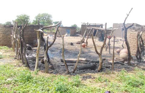 Appel à la solidarité avec les populations déguerpies de Kounkoufouanou