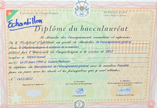Diasporas: Plus de 2000 nouveaux bacheliers burkinabè en Côte d'Ivoire