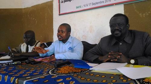 Journées parlementaires de Burkindlim: Laurent Bado donne 18 mois aux députés «pour  traverser  la frontière» si …