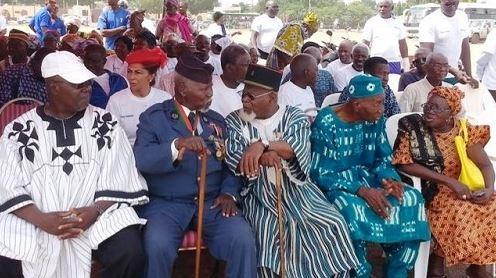 Journée internationale de la paix: «La guerre ce n'est pas bon, ce n'est pas bon», rappellent les anciens combattants du Burkina