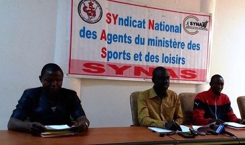 CAN 2017: Le syndicat des Sports dénonce une prise en otage de la participation du ministère