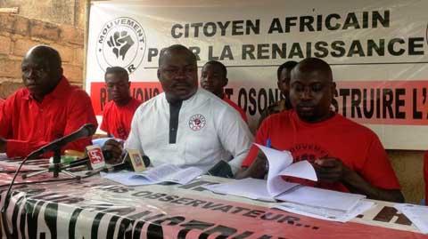 Situation nationale: Le CAR d'Hervé Ouattara suggère la dissolution du gouvernement Paul Kaba Thiéba