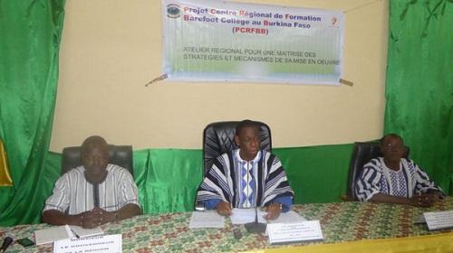 Bobo-Dioulasso: Lancement du Projet Centre Régional de Formation Barefoot Collège au Burkina Faso