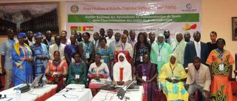 Paludisme et maladies tropicales négligées au Sahel: L'OOAS pour une harmonisation des outils de communication