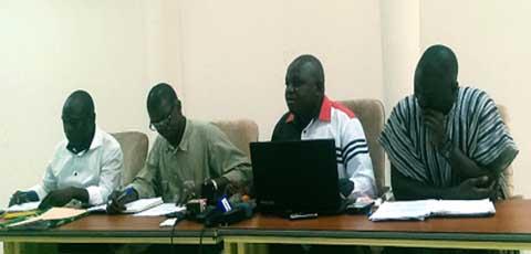 Grogne au ministère des infrastructures: Le syndicat prend l'opinion publique à témoin