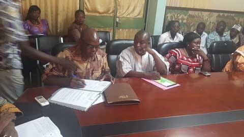 Ministère de la communication: Ali Traoré est le nouveau directeur de la communication et de la presse ministérielle