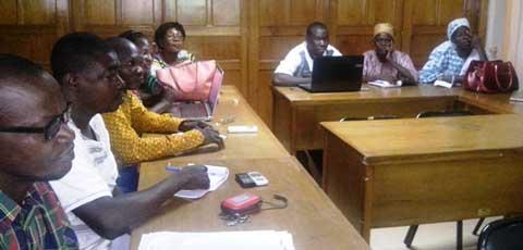 Loi anti-corruption: Des journalistes s'approprient le contenu