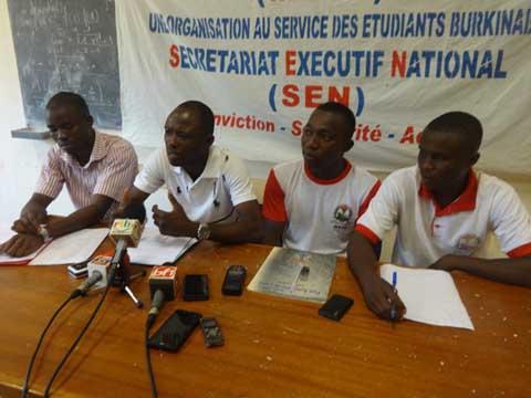Crise dans les universités publiques: Le MEFA affûte ses armes