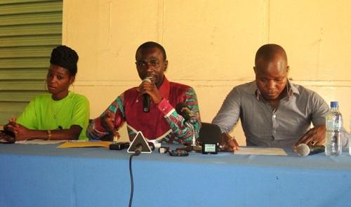 Situation nationale: Le RAMJDD souhaite la démission de trois ministres