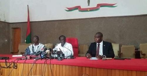 «Blaise Compaoré ne peut être poursuivi pour haute trahison et attentat à la Constitution», selon la Haute Cour de Justice