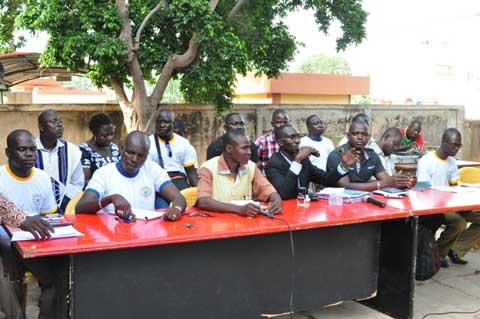 Travailleurs de la commune de Ouagadougou: Le syndicat menace d'aller en grève pour la relecture de la loi 027