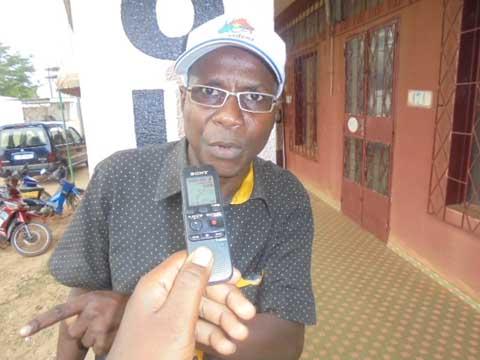 «Il semblerait que de hauts responsables de notre pays demandent à ce que les OSC qui ont œuvré pour le départ de Blaise Compaoré soient démantelées», Marcel Tankoano, président du M21