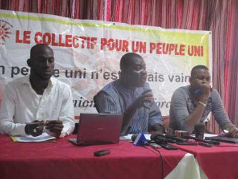 «En s'attardant sur la gestion de la transition et du régime déchu, les nouvelles autorités oublient leurs prérogatives…», affirme le coordonnateur du CPPU, Abdallah Bafa Ben Azise Ouattara