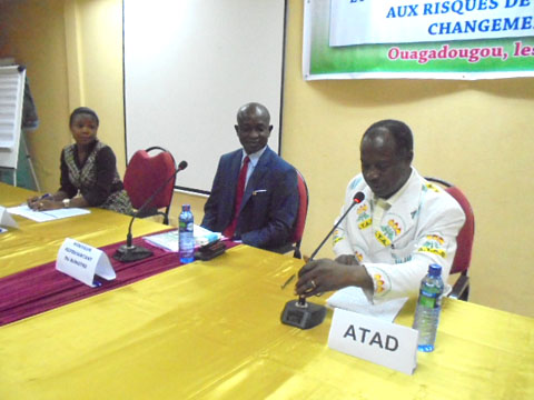 Résilience aux catastrophes: Des gestionnaires de  risques  en  ''Alliance technique''