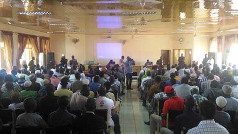 Commune urbaine de Kongoussi: La question  des  lotissements devant les populations!