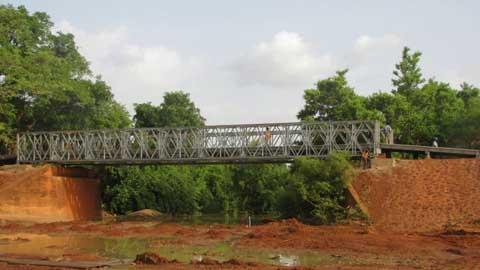 Deux individus suspects tués et un gendarme blessé ce matin après une interpellation de la gendarmerie sur le pont Nazinon